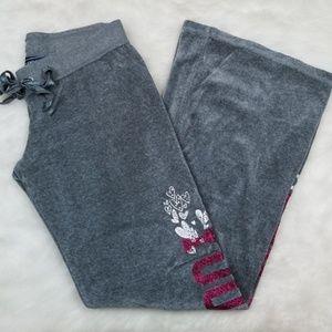 PINK Victoria's Secret velour pants